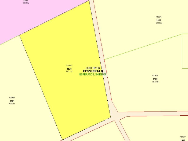 Lot 1520 Williams Road, Lort River, WA 6447