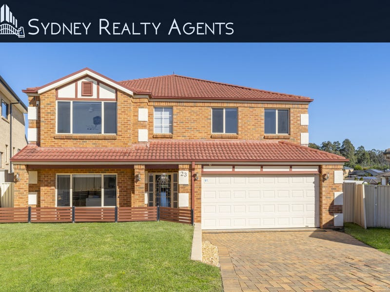 23 Levendale Street, West Hoxton, NSW 2171