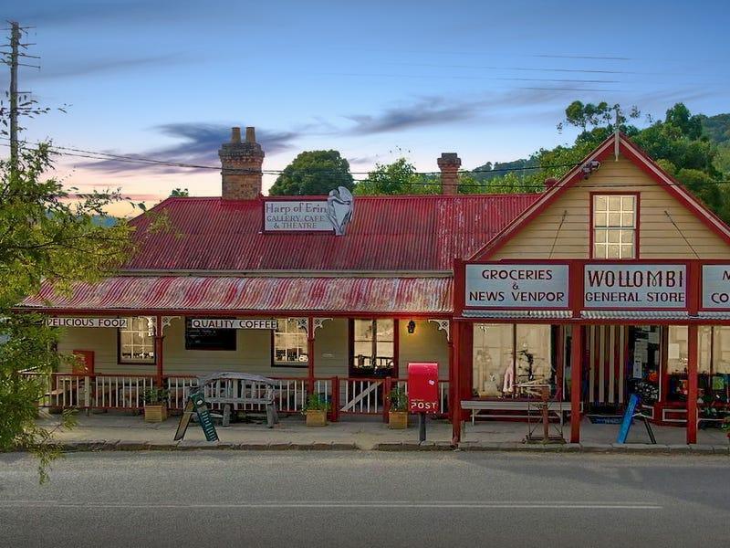 2886 Wollombi Rd, Wollombi, NSW 2325