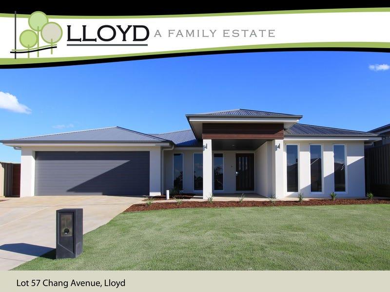 Lot 57 Chang Avenue, Lloyd, NSW 2650