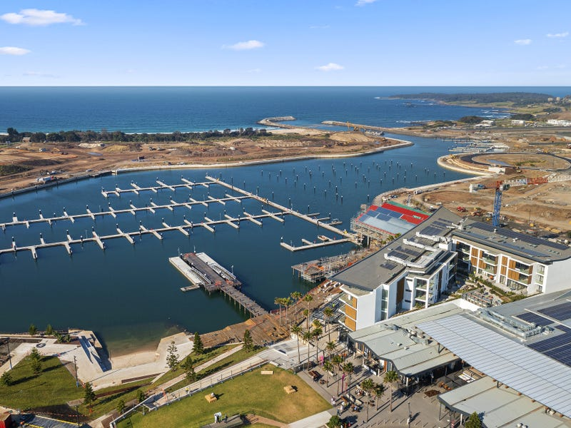 Apartment 108 Aqua at the Waterfront, Shell Cove, NSW 2529