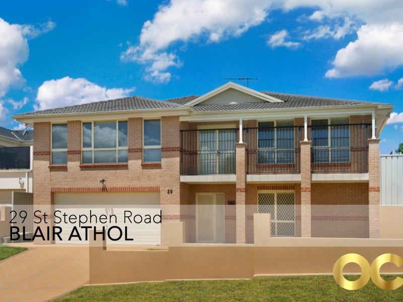 29 St Stephen Road, Blair Athol, NSW 2560
