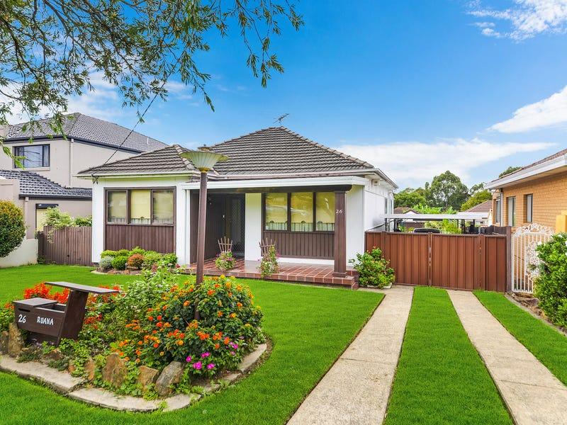 26 Gallipoli St, Condell Park, NSW 2200