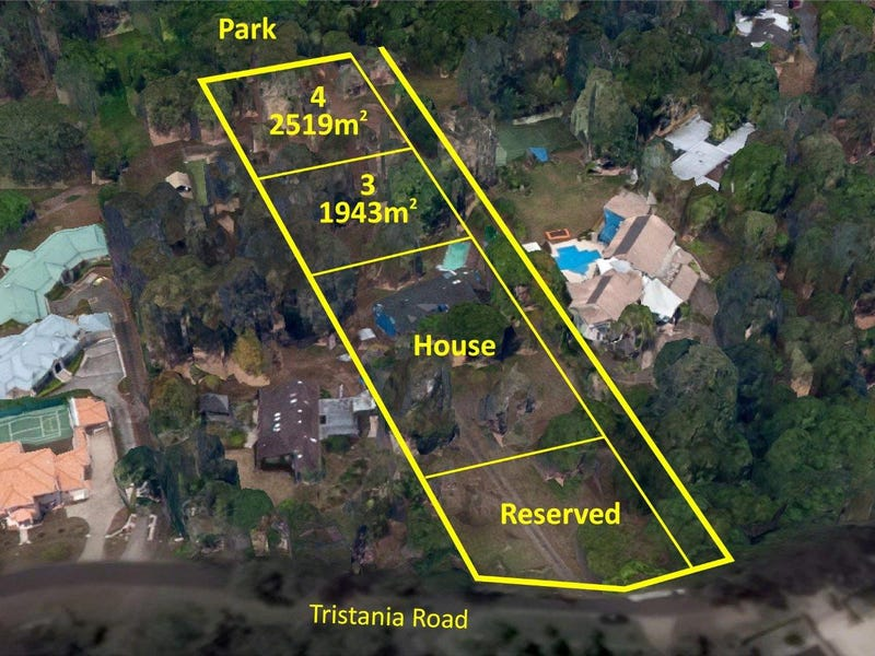 Lot 3, 77 Tristania Road, Chapel Hill, Qld 4069