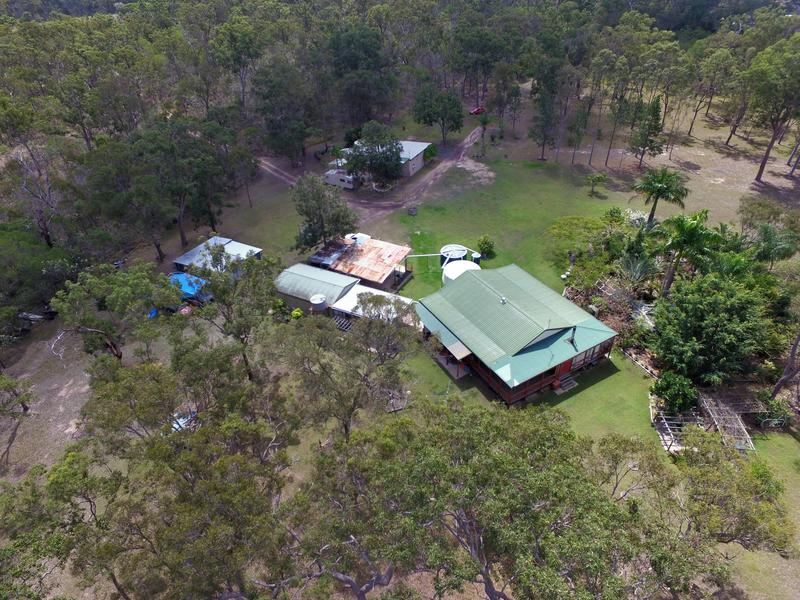 135 Sully Dowdings Road, Pine Creek, Qld 4670