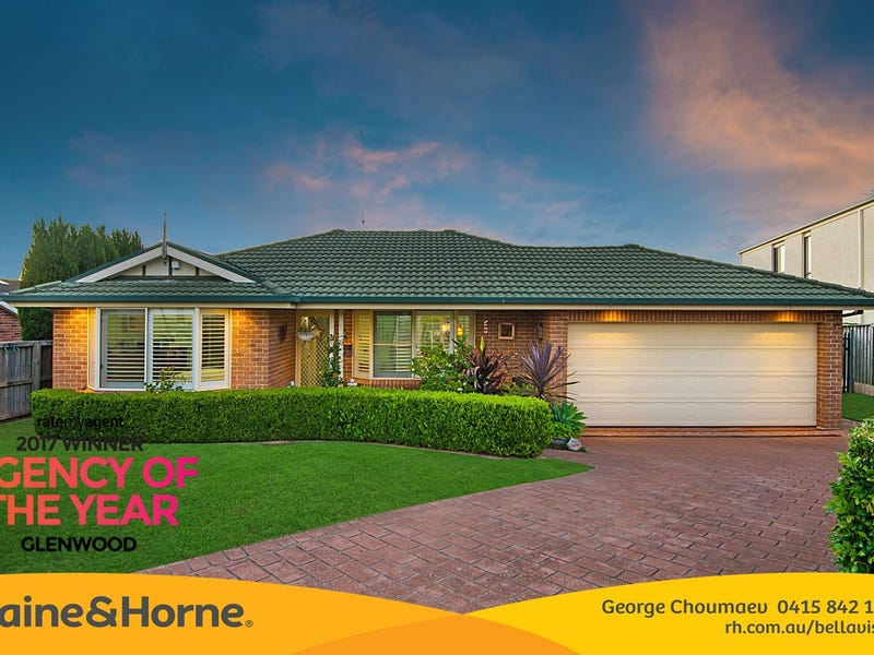 9 Mimosa Grove, Glenwood, NSW 2768