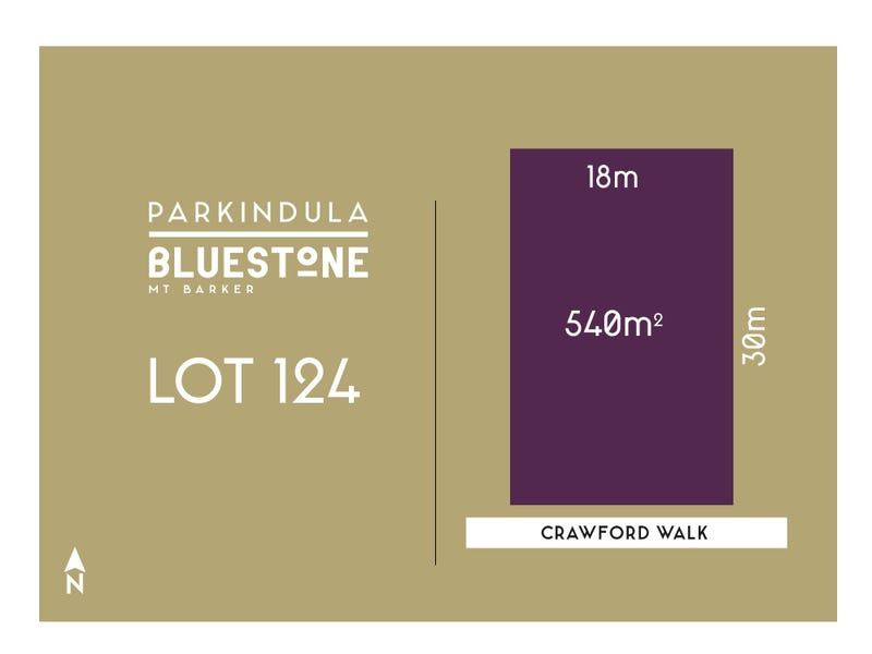 Lot 124, Crawford Walk, Mount Barker, SA 5251