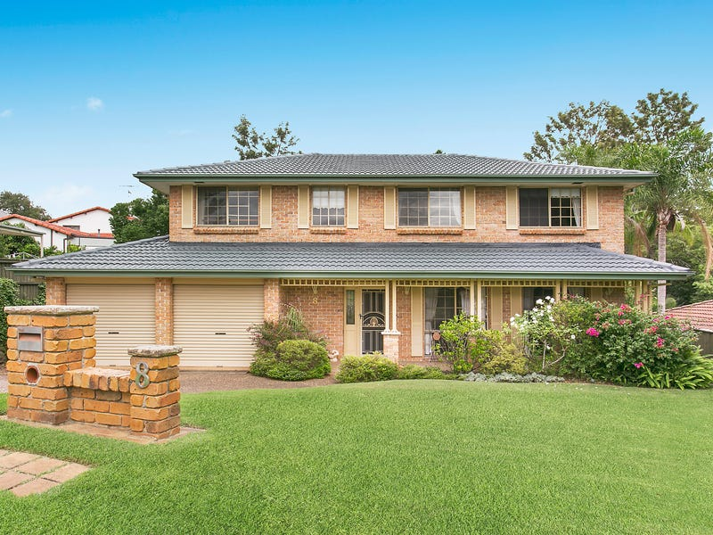 8 Henley Close, Castle Hill, NSW 2154