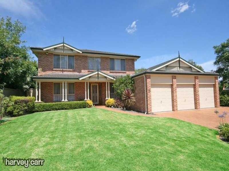 8 Bridge Quarry Place, Glenbrook, NSW 2773