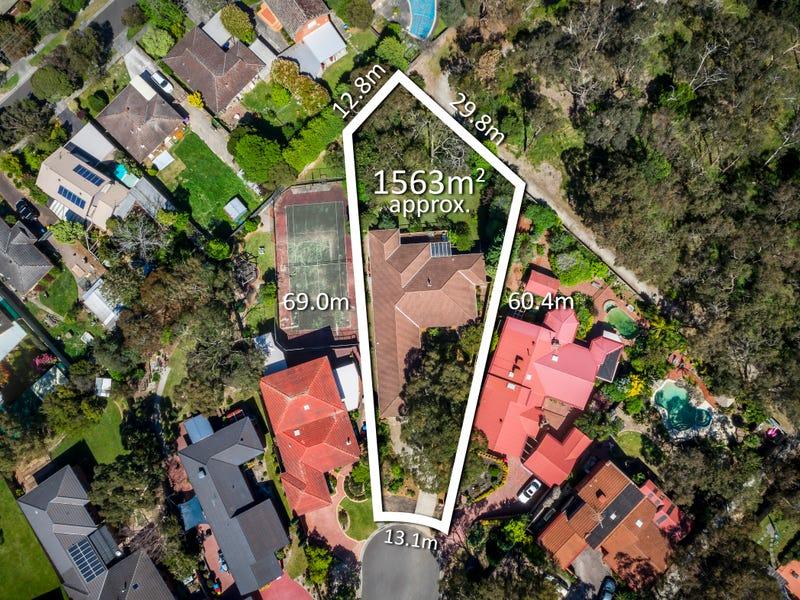 25 Tetragona Quadrant, Rowville, Vic 3178