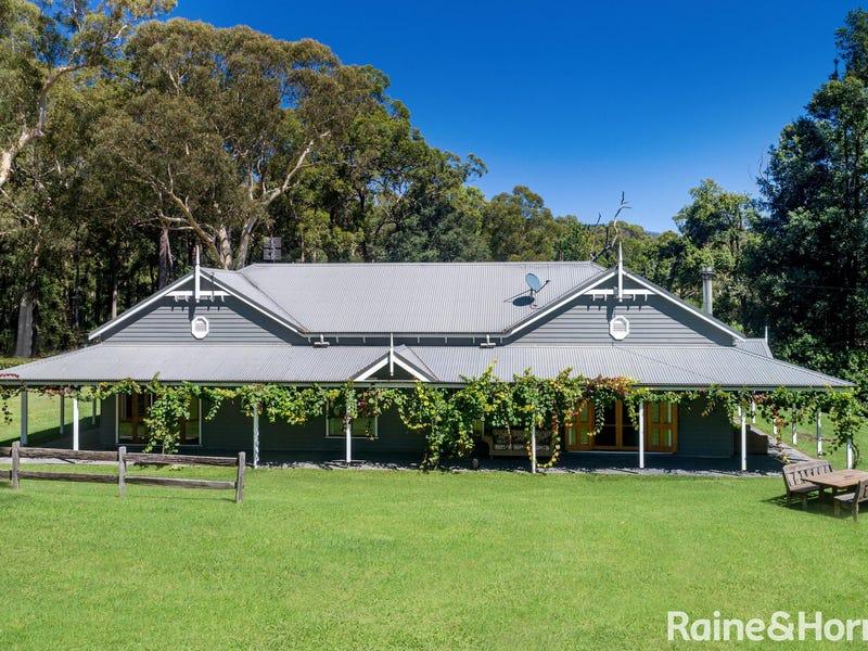 485 Mount Scanzi Road, Kangaroo Valley, NSW 2577