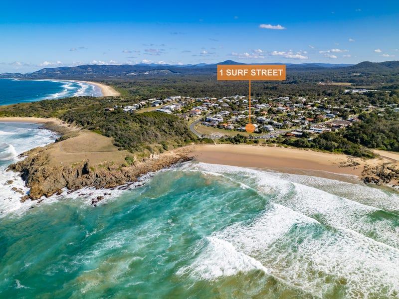 1 Surf Street, Emerald Beach, NSW 2456