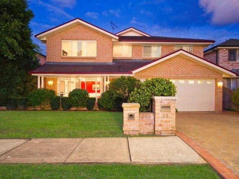 25 Tallowood Grove, Beaumont Hills, NSW 2155