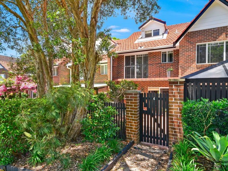 4/295 West Street, Cammeray, NSW 2062
