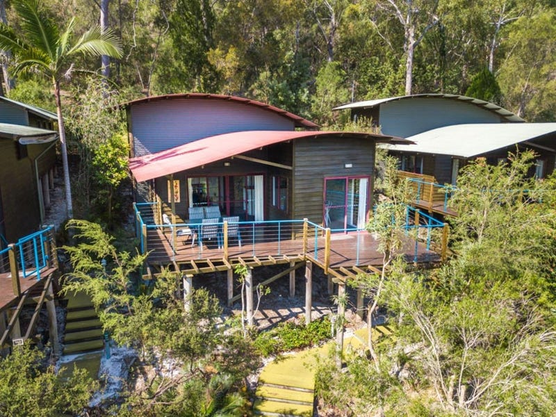 718 Cooloola Villa, Fraser Island