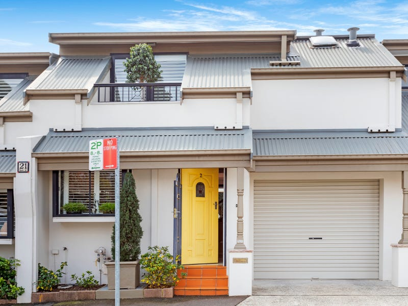 2/21 Quirk Street, Rozelle, NSW 2039