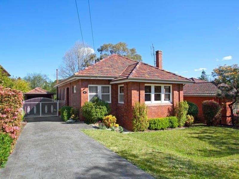 4 Holway Street, Eastwood, NSW 2122