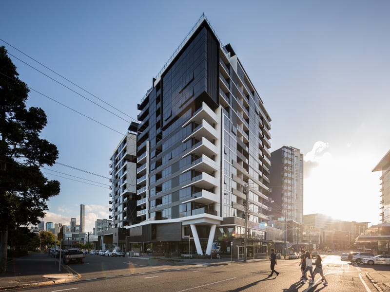 806/27 Commercial Rd, Newstead, Qld 4006