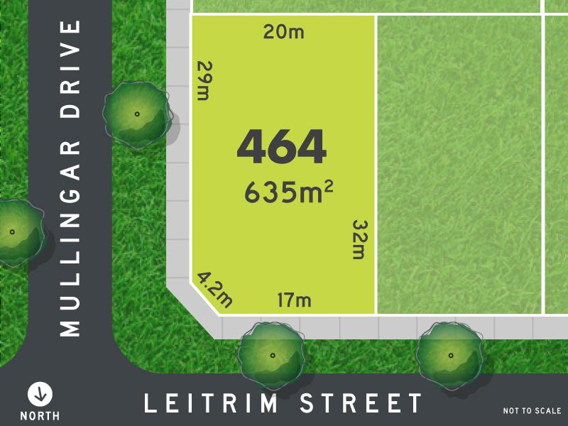 Lot 464, Leitrim Street, Alfredton, Vic 3350