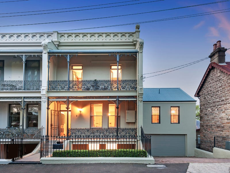 3 Wallace Street, Balmain, NSW 2041