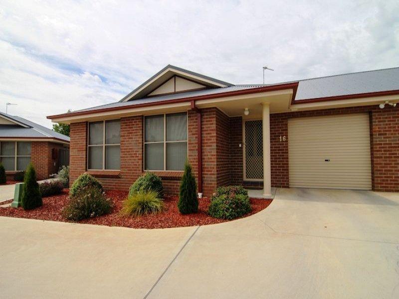 Unit 6, Covent Gardens, Covent Close, Orange, NSW 2800