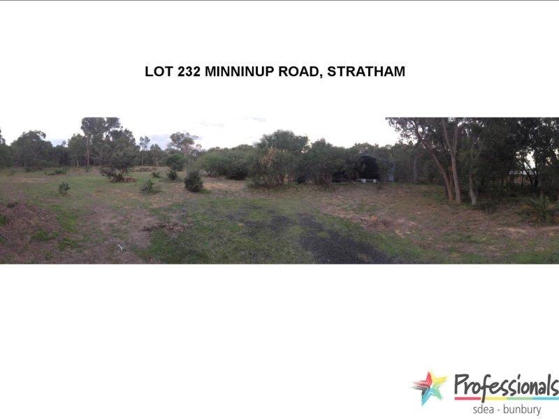 Lot 232 Minninup Road, Stratham, WA 6237