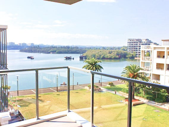 406/7 Stromboli Strait, Wentworth Point, NSW 2127