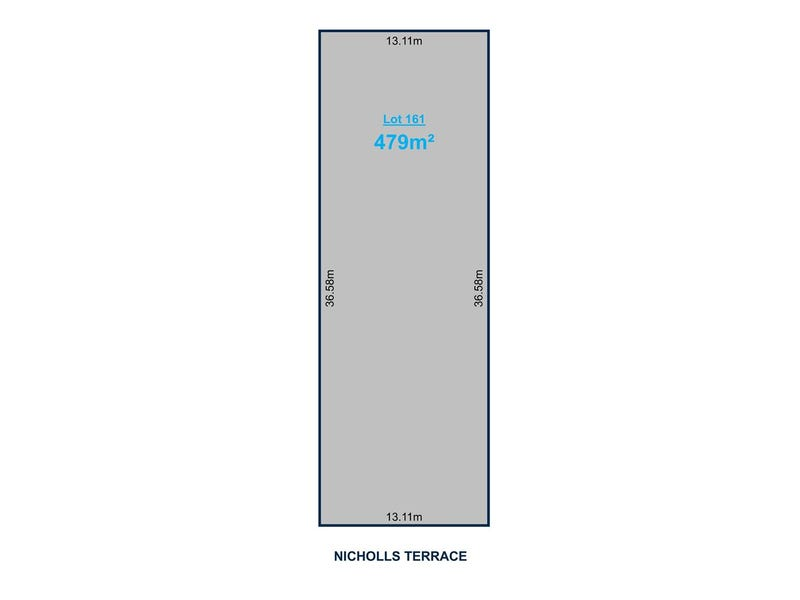 Lot 161 Nicholls Terrace, Woodville West, SA 5011