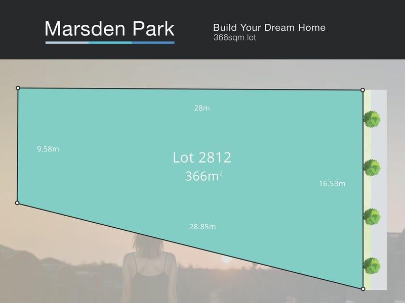 Lot 2812, Elara Stage 28, Marsden Park, NSW 2765
