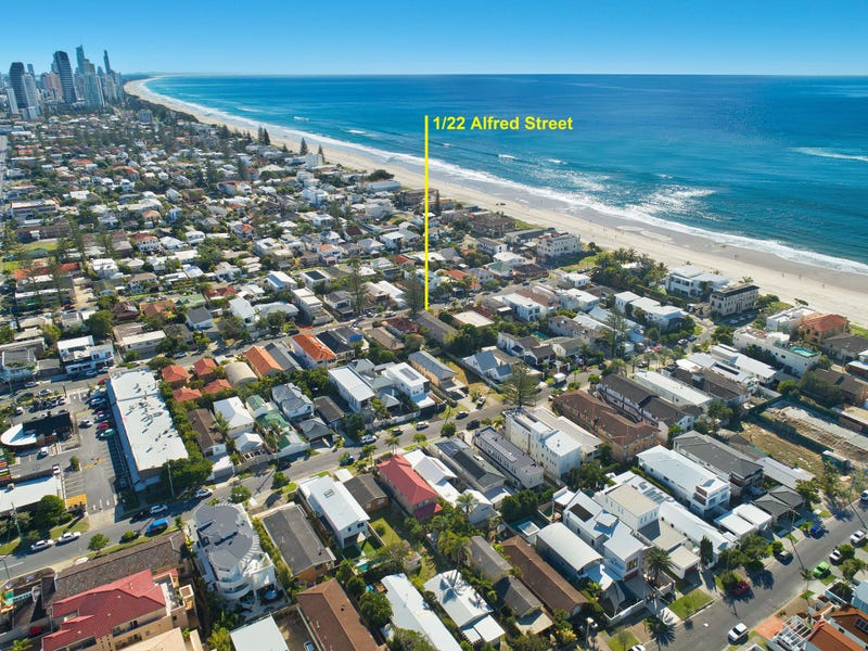 1/22 Alfred Street, Mermaid Beach, Qld 4218