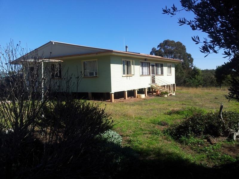 243 Kilbirnie Mt Darry Road, Goombungee, Qld 4354