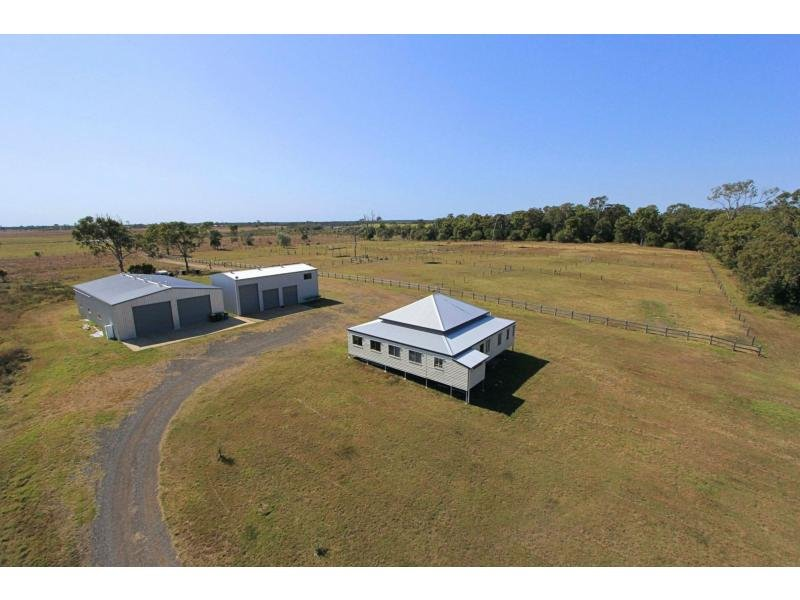 357 Dahls Road, Calavos, Qld 4670