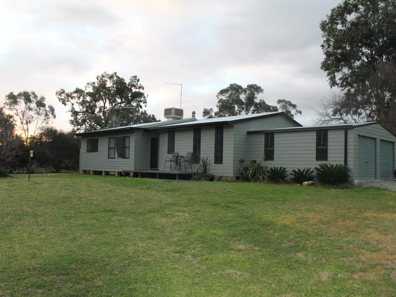 1275 NAMOI RIVER ROAD, Manilla, NSW 2346