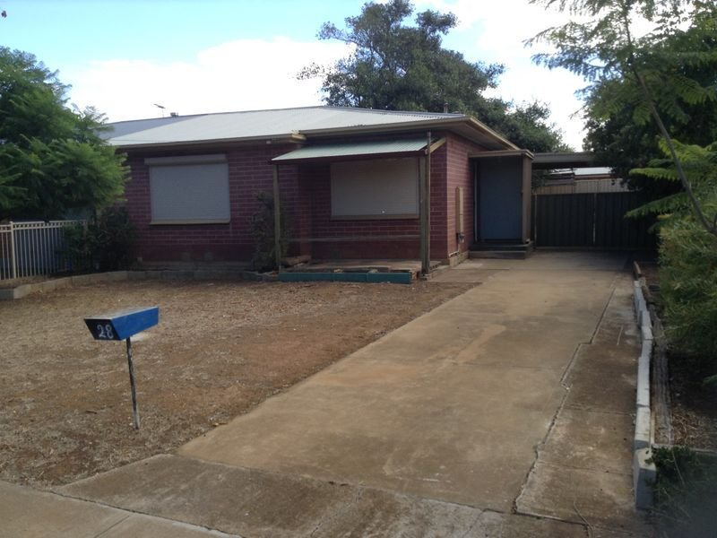 28 Small Crescent, Smithfield Plains, SA 5114