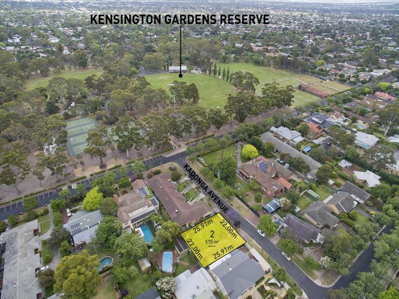 Lot 2, Kadonga Avenue, Kensington Gardens, SA 5068