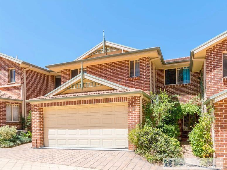 6/6-10 James Street, Baulkham Hills, NSW 2153
