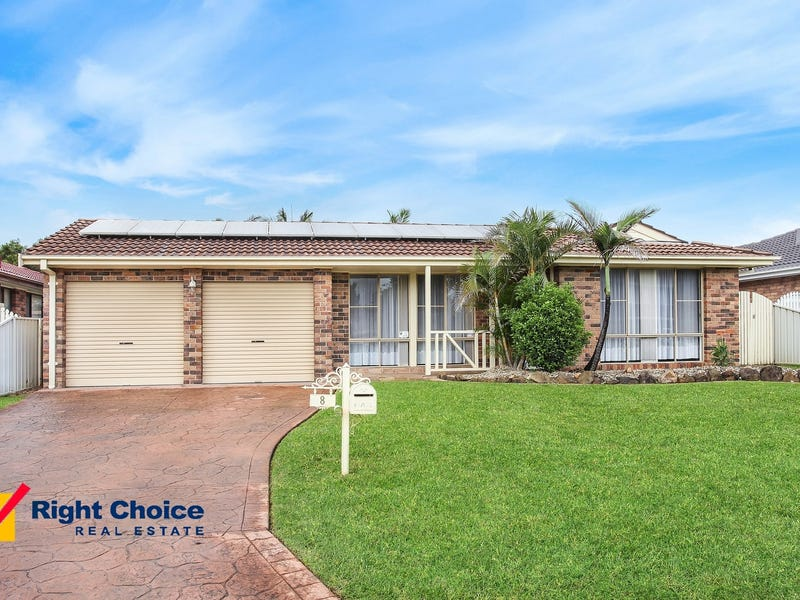 8 Flame Tree Place, Albion Park Rail, NSW 2527