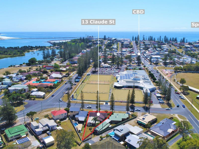 13 Claude Street, Yamba, NSW 2464