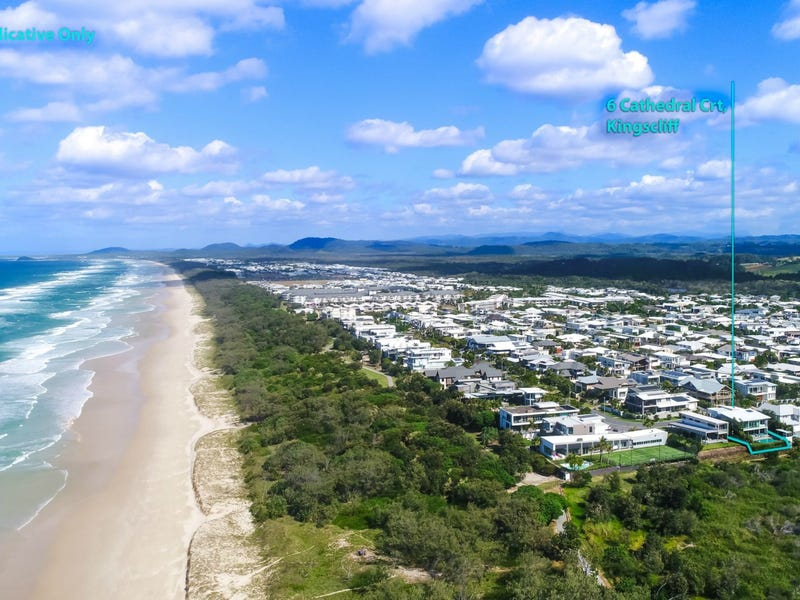 6 Cathedral Court St, Kingscliff, NSW 2487
