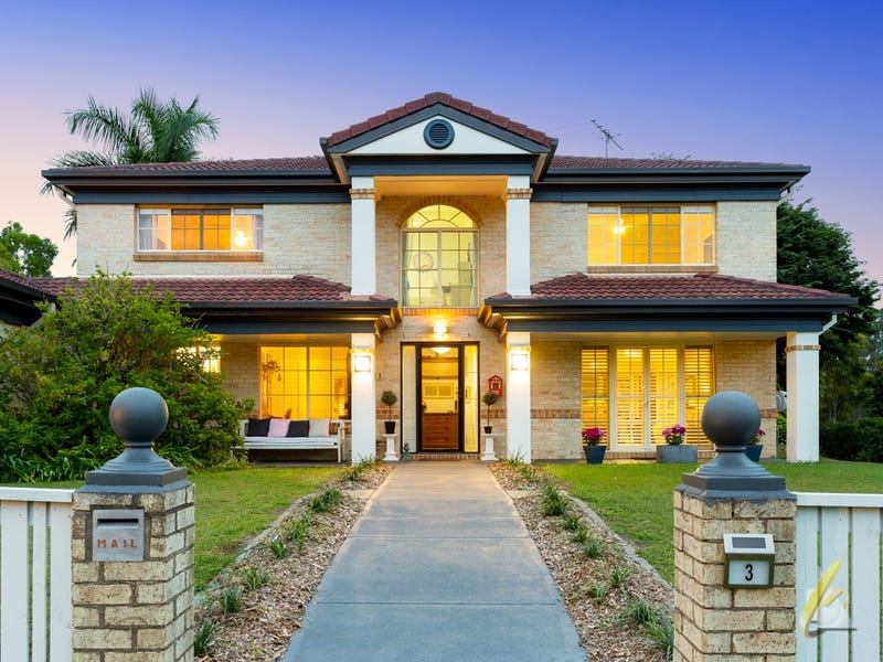 3 Campbell Crescent, Bellbowrie, Qld 4070