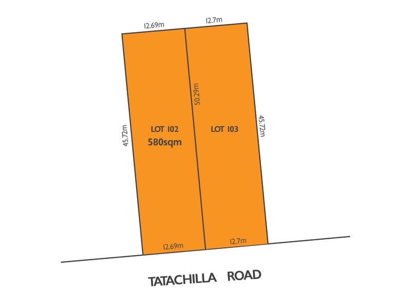 Lot 103 Tatachilla Road, McLaren Vale