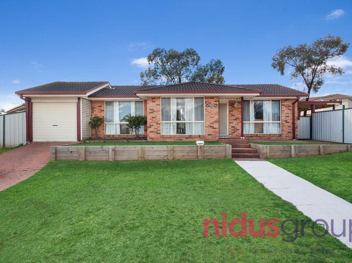 2 Woodley Crescent, Glendenning, NSW 2761