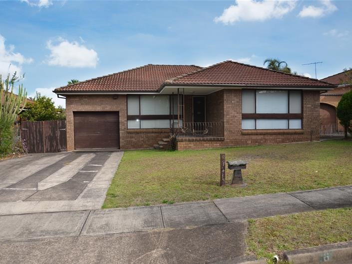 8 Wheatley Street, St Johns Park, NSW 2176