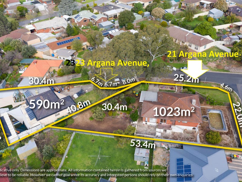 23 Argana Avenue, Modbury North, SA 5092