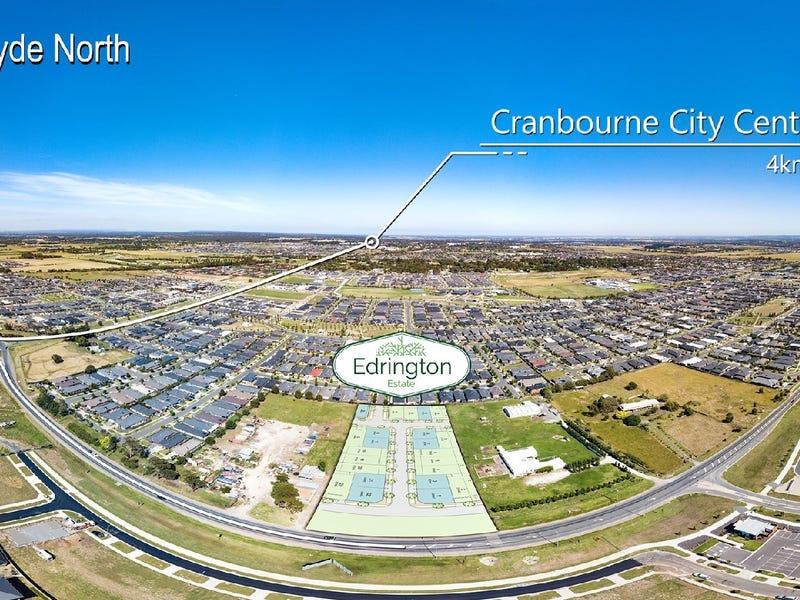 Lot 9, 365 Berwick-Cranbourne Road, Clyde North, Vic 3978