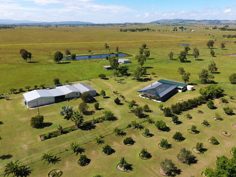 666 Cressbrook Caboonbah Road, Cressbrook, Qld 4313