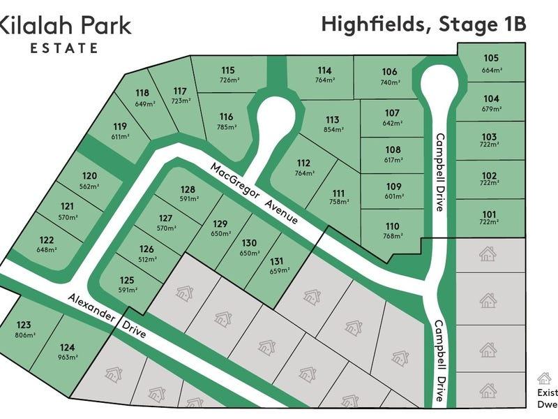 Lot 113, Amelia Court, Highfields, Qld 4352
