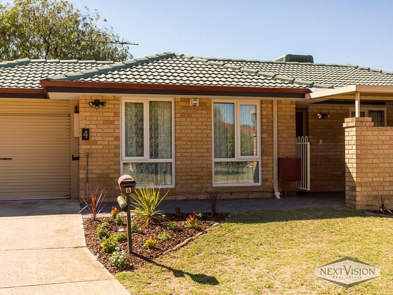 4 Imperial Court, Seville Grove, WA 6112