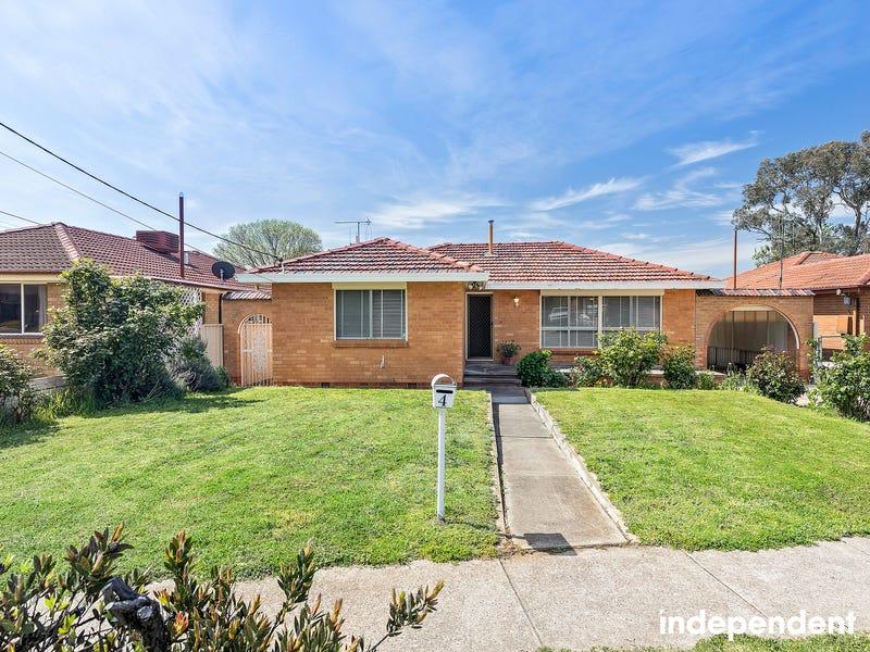 4 Dane Street, Karabar, NSW 2620