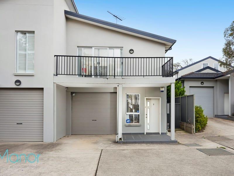 2/256 Windsor Road, Baulkham Hills, NSW 2153